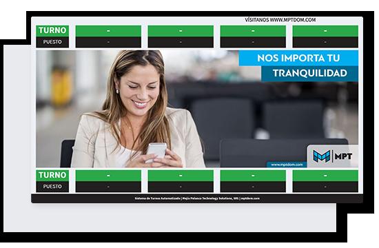 MPT | Mejía Polanco Technology Solutions, SRL | MPT - CUS | Sistema de Gestión de Turnos | Preguntas Frecuentes #2